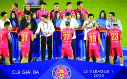 'Phập phồng' với CLB bóng đá Sài Gòn