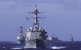 Mỹ thành lập hạm đội mới để làm gì?