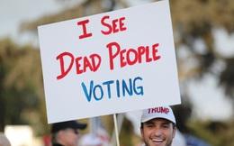 Thực hư 'hồ sơ người chết đi bỏ phiếu bầu tổng thống' của Fox News