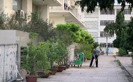 Camera ghi lại cảnh người phụ nữ tự tử ở chung cư Ngô Gia Tự