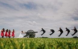 15 ảnh cưới nổi bật và sáng tạo nhất của thập kỷ được công bố