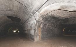 Đường hầm bí mật Hitler cho xây để giấu siêu vũ khí V3