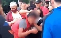 Cướp trúng nữ võ sĩ MMA, kẻ gian bị đánh cho tơi bời