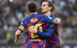 Messi phát hỏa khi bị hỏi về người đồng đội này