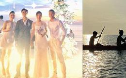 Hậu đám cưới Công Phượng và Viên Minh: Khách mời chill bên bờ biển đẹp như tranh, khoe ảnh long lanh cùng cô dâu chú rể
