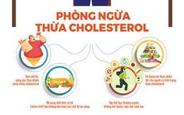 Thừa cholesterol gây hậu quả gì?