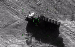 Hệ thống 'lốc xoáy' đáng sợ nhất của Nga bị 'vùi dập' ở chiến trường Armenia