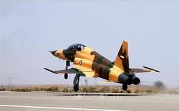 Không quân Iran diễn tập quy mô lớn