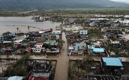 """Bão Goni """"tha"""" Manila, Philippines hứng tiếp cơn bão mới"""