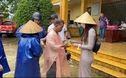 Vụ Thủy Tiên tạm ngừng trao tiền ở Quảng Trị: Chủ tịch xã nói kết quả thống kê danh sách còn thiếu sót