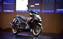 Yamaha tung siêu xe tay ga thể thao, quyết đấu với Honda Air Blade