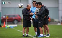 Thầy Park có trợ lý mới ở U22 VN: Vô địch nhiều giải trẻ QG, từng khiến Thái Lan khóc hận