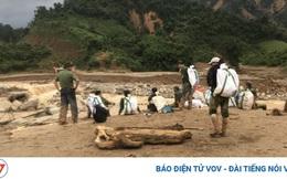 Tìm thấy thi thể Phó Bí thư Xã Đoàn khi đi giúp dân chống bão số 9