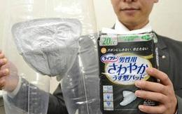 """Năm 2020 chưa đủ khó hiểu: Nhật Bản ra mắt sản phẩm băng vệ sinh dành cho cánh đàn ông hay bị """"hở van"""""""