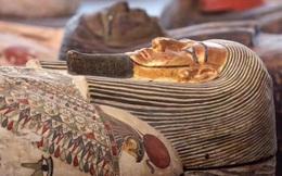 Lượng quan tài chứa xác ướp tại khu chôn cất Ai Cập cổ đại không ngừng tăng