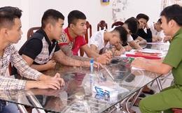 Triệu tập nhóm thanh niên đập phá hai quán ăn ở Vĩnh Long