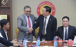 Bầu Đệ vừa nhường ghế chủ tịch, CLB Thanh Hóa liền đổi sang tên gọi mới