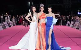 """Nóng: Hàng loạt mỹ nhân đọ vẻ lộng lẫy, gợi cảm tại chung kết """"Hoa hậu Việt Nam 2020"""""""