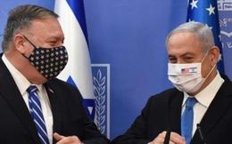 """Ngoại trưởng Mỹ """"phá vỡ tiền lệ"""" khi thăm khu định cư Do Thái ở Bờ Tây"""