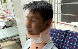 Sau va chạm giao thông, nam tài xế bị đánh gãy đốt sống cổ