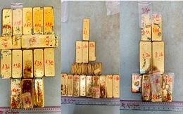 Bắt được đối tượng truy nã đặc biệt nguy hiểm trong vụ vận chuyển trái phép 51kg vàng