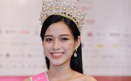 """Bị đào lại phát ngôn nói tục trên Facebook, Hoa hậu Đỗ Thị Hà vui vẻ trả lời: Em không phải là """"gu"""" của nhiều người"""