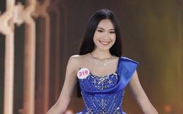 Chỉ bằng 1 câu nói, Doãn Hải My khéo léo tiết lộ mối quan hệ với Đoàn Văn Hậu sau đêm Chung kết Hoa hậu?