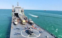 """""""Căn Hải quân di động"""" của Iran sẽ sớm """"chạm trán"""" tàu Mỹ ở Địa Trung Hải?"""