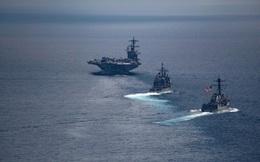 Mỹ muốn thêm hạm đội ở Ấn Độ Dương để siết gọng kìm với Trung Quốc?