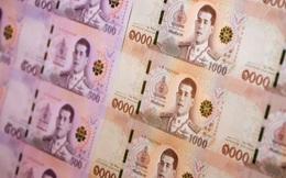 Đồng Baht mạnh lại đe dọa kinh tế Thái Lan