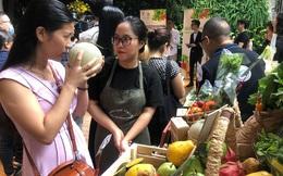 TPHCM: Dân nội trợ 'tranh nhau' mua heo rừng hữu cơ gần 400.000 đồng/kg