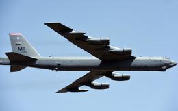 Mỹ điều dàn oanh tạc cơ B-52 tới Trung Đông làm gì?