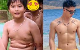 Từ lớp 6 đã giảm một mạch 15kg vì bạn bè trêu gắt, trai đẹp lớn lên thành mẫu lookbook