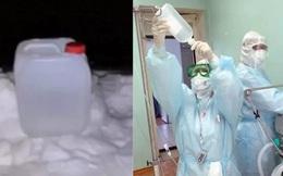 """Bữa tiệc tang tóc chấn động nước Nga: 9 người """"chè chén"""" hết 7 người tử vong vì uống nước rửa tay thay rượu"""