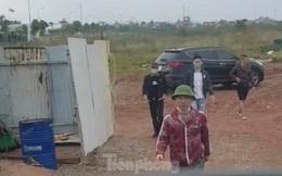 Giang hồ lộng hành khu công nghiệp ở Quảng Ninh