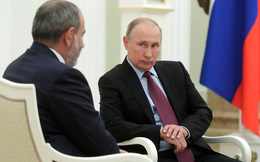 """TT Putin thẳng tay """"trừng trị"""" Thủ tướng Armenia: Cái giá quá đắt khi ngả theo phương Tây!"""