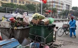 Hà Nội sẽ giao cho quận, huyện làm chủ đầu tư đấu thầu vận chuyển rác