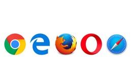 Những phím tắt hữu ích trên các trình duyệt web