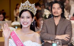 """Đạo diễn Hoa hậu VN: """"Choáng"""" với đôi chân của Đỗ Thị Hà từ cái nhìn đầu tiên và lý do đêm thi kéo dài"""