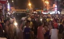 Vụ cô gái đánh CSGT ở Sài Gòn để giải cứu bạn trai: Nam thanh niên vi phạm nồng độ cồn