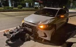 Thanh tra Sở Giao thông vận tải tỉnh Hưng Yên lái ô tô tông chết nữ lao công