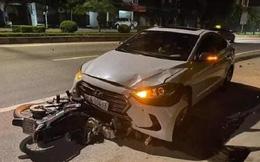 Đình chỉ thanh tra giao thông lái xe ngược chiều tông tử vong nữ công nhân môi trường