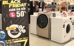 Máy giặt lồng ngang 9-9,5kg đời 2020 bán giá rẻ tới 6 triệu nhân Black Friday