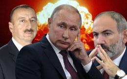 """Báo Anh: Vén màn góc tối - Nga """"quay lưng"""" với Armenia vì thỏa thuận béo bở với Azerbaijan?"""