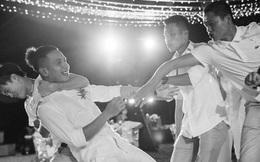 """Hồng Duy xúc động vì được làm MC trong đám cưới Công Phượng: """"Anh đã vượt qua bao thăng trầm và anh xứng đáng"""""""