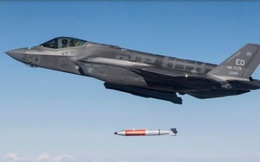 Mỹ công bố hình ảnh F-35 thả bom hạt nhân mới, lời cảnh báo Trung Quốc, Triều Tiên