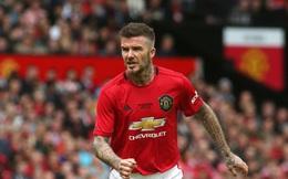 David Beckham và khoản thu nhập cao từ việc nhận tiền tài trợ