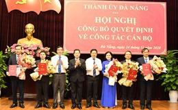 Đà Nẵng tiếp tục phân công nhiều nhân sự chủ chốt sau đại hội