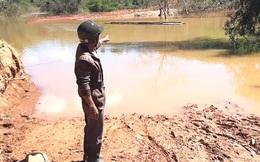 Phạt tiền thủy điện tích nước trái phép ở Kon Tum