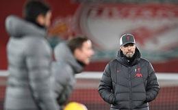 Sẽ có lúc Liverpool không đủ 11 cầu thủ thi đấu